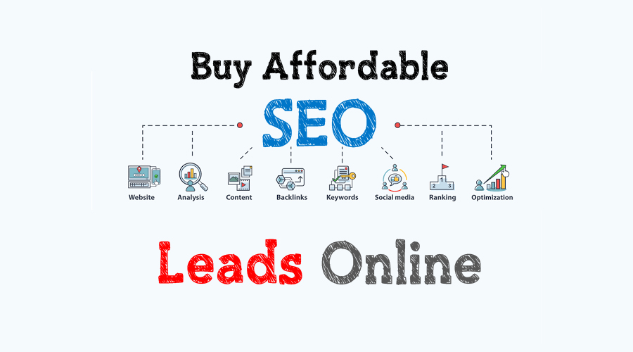 Buy Affordable SEO Leads Online
