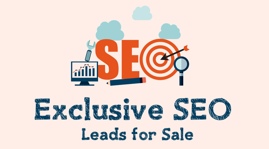 Exclusive SEO Leads for Sale